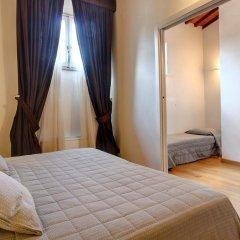 Отель Orlando Palace Apartments Италия, Флоренция - отзывы, цены и фото номеров - забронировать отель Orlando Palace Apartments онлайн комната для гостей фото 3