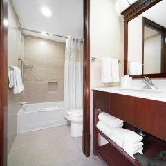 Отель Hampton Inn & Suites Mexico City - Centro Historico ванная