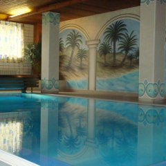 Hotel Montani Горнолыжный курорт Ортлер бассейн