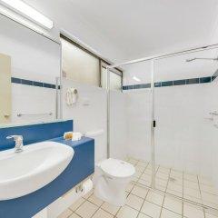 Отель MAS Country Gladstone Palms Motor Inn ванная