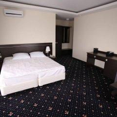Inter HOTEL Самара комната для гостей фото 6