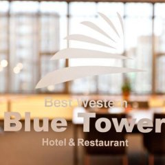 Отель Xo Hotels Blue Tower Амстердам парковка
