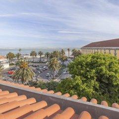 Отель Emporium Lisbon Suites балкон