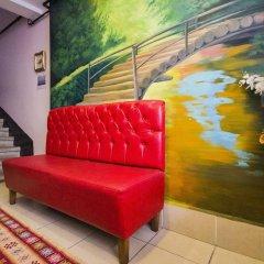Апартаменты Feyza Apartments интерьер отеля