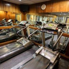Arora Hotel Manchester фитнесс-зал