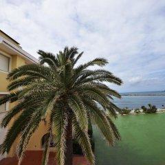 Отель Palm Beach Hotel Италия, Чинизи - 1 отзыв об отеле, цены и фото номеров - забронировать отель Palm Beach Hotel онлайн пляж фото 2