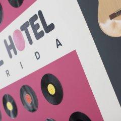 Отель Casual Valencia de la Música Испания, Валенсия - 5 отзывов об отеле, цены и фото номеров - забронировать отель Casual Valencia de la Música онлайн интерьер отеля фото 3