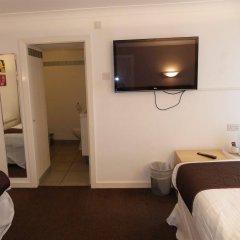 Отель Lord Nelson Hotel Великобритания, Ливерпуль - 1 отзыв об отеле, цены и фото номеров - забронировать отель Lord Nelson Hotel онлайн удобства в номере фото 2