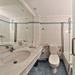 Minos Hotel ванная