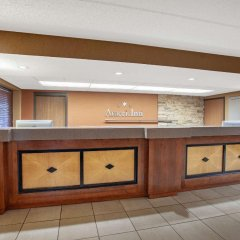Americinn Hotel & Suites Bloomington West Блумингтон интерьер отеля фото 2