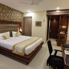 Отель Grand Rajputana Индия, Райпур - отзывы, цены и фото номеров - забронировать отель Grand Rajputana онлайн комната для гостей фото 2