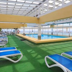 Отель Gran Cervantes By Blue Sea спортивное сооружение