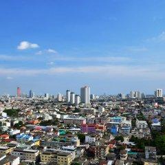 Отель Wooden Suites (the Rich @sathorn-taksin) Бангкок городской автобус