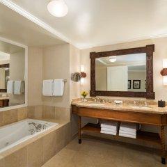 Отель Hyatt Regency Huntington Beach ванная
