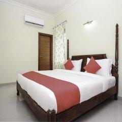 Отель OYO 18308 Kishanpur Haveli комната для гостей