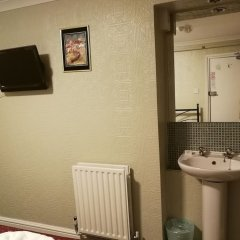 Central Hotel Лондон ванная фото 2