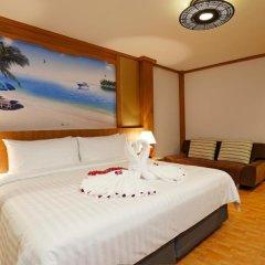 Отель Chabana Resort 4* Номер Делюкс фото 2