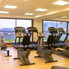 Hotel Ercilla фитнесс-зал фото 2