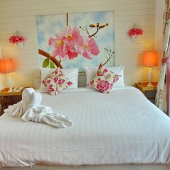 Bussaba Bangkok Suvarnabhumi Airport Hotel комната для гостей фото 4