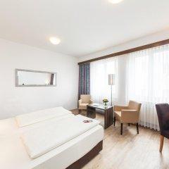 Novum Hotel Continental Frankfurt комната для гостей