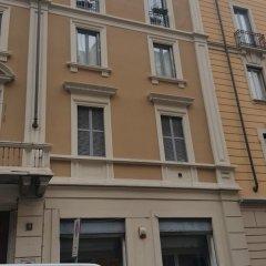 Отель Suite Cinque Giornate Италия, Милан - отзывы, цены и фото номеров - забронировать отель Suite Cinque Giornate онлайн вид на фасад