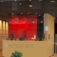 Отель Aparthotel Quo Eraso Мадрид спа