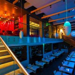 Bohem Art Hotel гостиничный бар