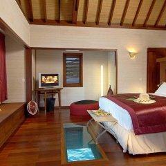 Отель Sofitel Bora Bora Marara Beach Resort сейф в номере
