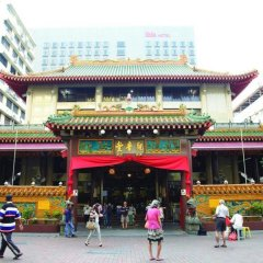 Albert Court Village Hotel by Far East Hospitality фото 4