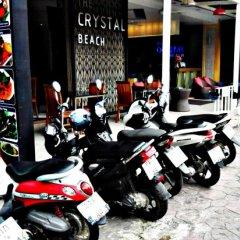 The Crystal Beach Hotel парковка