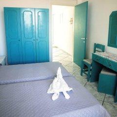 Отель Angela Thalia Apartments Греция, Калимнос - отзывы, цены и фото номеров - забронировать отель Angela Thalia Apartments онлайн комната для гостей фото 4