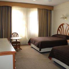 Отель Casa Real Zacatecas комната для гостей