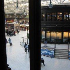 Отель Grand Central Hotel Великобритания, Глазго - отзывы, цены и фото номеров - забронировать отель Grand Central Hotel онлайн приотельная территория