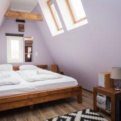 Отель Apartamenty Apartinfo Old Town Гданьск сейф в номере