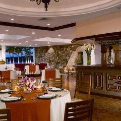 Отель Dreams Huatulco Resort & Spa интерьер отеля