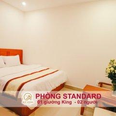 Mai Hoang Hotel Далат комната для гостей