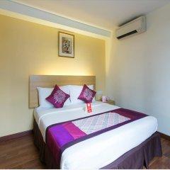 Отель Oyo 256 My Hotel Kl Sentral 2 Малайзия, Куала-Лумпур - отзывы, цены и фото номеров - забронировать отель Oyo 256 My Hotel Kl Sentral 2 онлайн комната для гостей фото 2