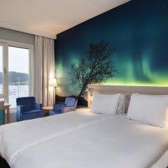 Отель Thon Hotel Nordlys Норвегия, Бодо - отзывы, цены и фото номеров - забронировать отель Thon Hotel Nordlys онлайн сейф в номере