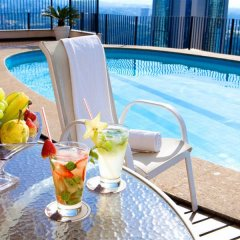Bourbon Alphaville Business Hotel бассейн фото 3