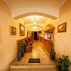 Hotel Askania Прага интерьер отеля фото 2