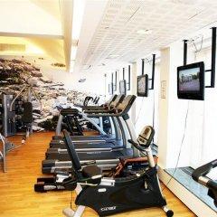 GLO Hotel Helsinki Kluuvi фитнесс-зал фото 4