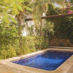 Отель Los Milagros Hotel Мексика, Кабо-Сан-Лукас - отзывы, цены и фото номеров - забронировать отель Los Milagros Hotel онлайн бассейн фото 3