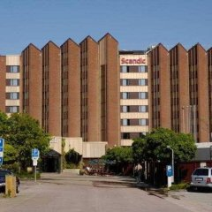 Отель Good Morning + Helsingborg парковка