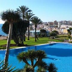 Отель Castillo Santa Clara Испания, Торремолинос - отзывы, цены и фото номеров - забронировать отель Castillo Santa Clara онлайн пляж