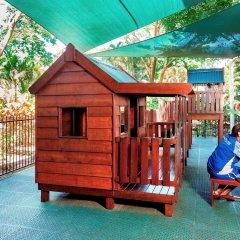 Отель Sofitel Fiji Resort And Spa сауна