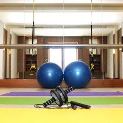 Отель Radisson Blu Plaza Bangkok Бангкок фитнесс-зал фото 2