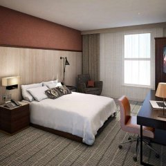 Отель DoubleTree By Hilton London Excel комната для гостей фото 2