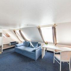 Отель Novum Hotel Koe Dusseldorf Германия, Дюссельдорф - 2 отзыва об отеле, цены и фото номеров - забронировать отель Novum Hotel Koe Dusseldorf онлайн комната для гостей фото 5