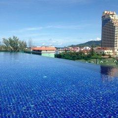 Отель Best Western Patong Beach Пхукет бассейн фото 3