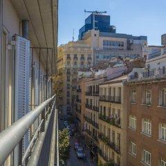 Отель Gran Via Selection балкон